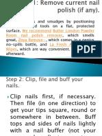 steps in manicure.pptx