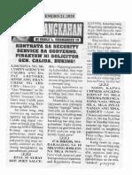 Bulgar, Jan. 21, 2020, Kontrata sa security service sa gobyerno, pinakyaw ni solicitor Gen. Calida buking.pdf