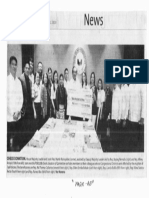 Manila Standard, Jan. 21, 2020, Check Donation Hopuse Majority Rep. and Leyte Rep. Martin Romualdez.pdf