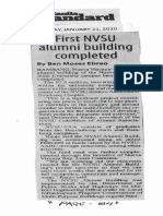 Manila Standard, Jan. 21, 2020, First NVSU alumni building completed.pdf