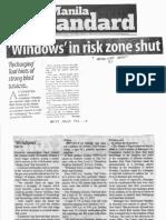 Manila Standard, Jan. 21, 2020, Wndows in risk zone shut.pdf