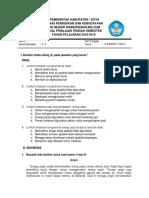 Soal PTS Kelas 3 Tema 6 Sub 1 dan 2 Hari Ke-3 - Websiteedukasi.com.docx