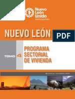TOMO_4 (Programa Sectorial de Vivienda)