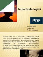 148764093-Importanta-Logicii