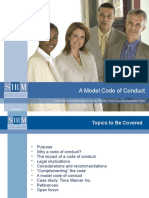 08-PPT-Model Codes of Conduct_Ethics Panel_FINAL