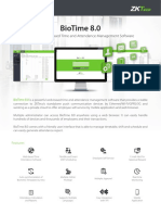 BioTime+8.0+Data+Sheet-V1.0