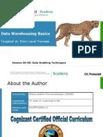 Session 06-08 Data Warehousing Basics v1.0