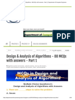 Design & Analysis of Algorithms - 88 MCQs with answers - Part 1 _ Department of Computer Engineers.pdf