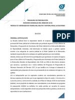 Programa Diplomado y modilos de Nociones generales del derecho pjf