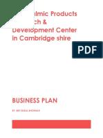business plan uk