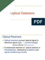 Lec 8 a,b - Optical Detectors-delivered