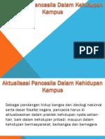 Presentation pancasila