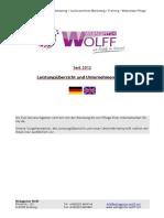 Agenturprofil Webagentur Wolff