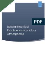 Special Electrical Practice for Hazardous Atmospheres