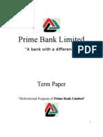 Prime Bank 2003