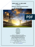 Brochure-24 Jan 2020 National Seminar Grid Connected Inverter- CPRI JK