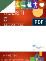 GRADE 7 - HEALTH LESSON 1