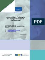 LCP Pocket Guide November 09