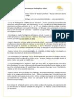 Resumen ley plurilingüismo Valencia