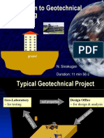Introduction to Geo-Technology