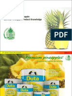 GGP Canned Pineapple Product Knowledge
