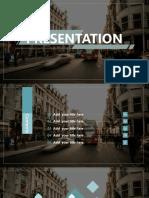 Format PRESENTATION