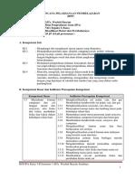 RPP IPA  KD 3.3 KELAS 7