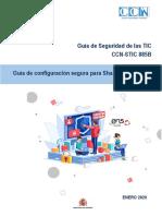 CCN-STIC-885B Guía de configuración segura para Sharepoint Online