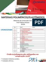 Materiais poliméricos 2019A