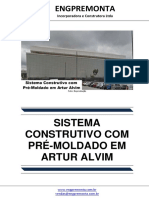 Sistema Construtivo Com Pré-Moldado Em Artur Alvim