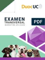 Estudio Marketing Aplicado - Empresa de productos para mascotas