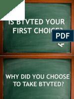 btvted presentation