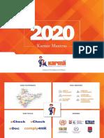 Compliance Calendar 2020