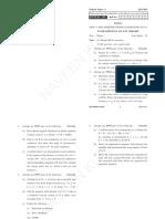 AKTU Question Paper 2012-13