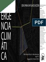 Ideas para un Plan de Acción de Emergencia Climática de la Universidad de Sevilla (PACUS)