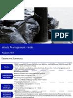 Waste Management India Sample
