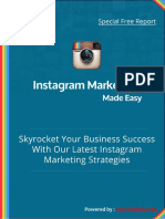 Instagram Marketing Made Easy - Special Free Report.pdf