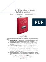5-Dysfunctions