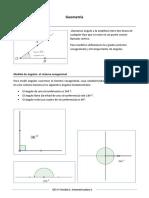 Geometría (ángulos, polígonos)