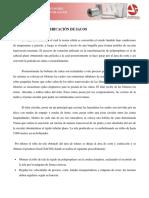 PROCESO DE FABRICACIÓN SACOS