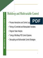 Multiloop and Multivariable Control.pdf