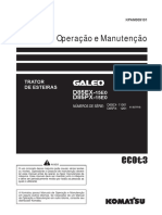 Manual de Operacao e mautencao - D85