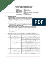 Contoh RPP Surat Pribadi & Dinas.docx