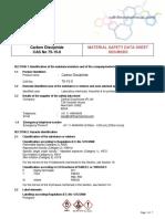 Carbon Disulphide-MSDS