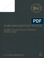 McConville - God and Earthly Power
