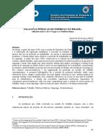 Políticas Públicas de Emprego no Brasil.pdf
