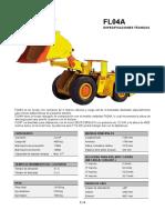 FL04A Especificaciones