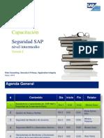 Curso de Seguridad Intermedio (version I) - Dia 1