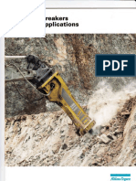 Hydraulic Breakers - Mining Applications