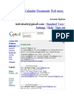 Orkut Gmail Calendar Documents Web More